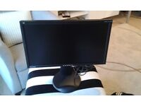 "23"" Display Monitor; 1080 HD LED by ViewSonic -like NEW!"