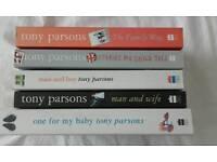 Tony Parsons Books FREE