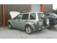 2003 FREELANDER TD4 AUTO BREAKING FOR SPARES