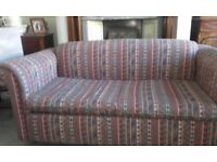 Sofa bed (double) in good clean condition
