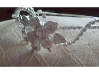 wedding headband/tiara