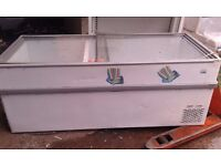 REFURBISHED !!! KOMMERCIAL FREEZER DISPLAY MODEL 2 mitres