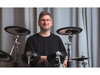 Learn To Play Drumkit and Percussion in Ash Vale with Experienced Drum Teacher Matthew Johns