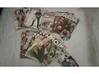 20 music magazines