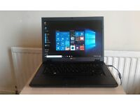 """Laptop Dell 6 hours battery 15.4 """" Windows 10"""
