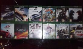 xbox one games excellent condition brilliant christmas presents cheaper than CEX argos game etc