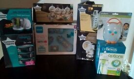 New Tommee Tippee closer to nature manual breast pump £15