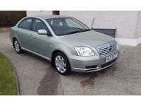 *** 2006 TOYOTA AVENSIS 2.0 D4D 1 OWNER ***