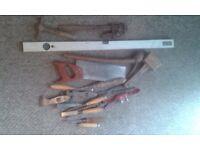 joblot vintage tools