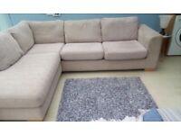 John Lewis L shaped Sofa