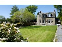 4 bed house for rent during The Open £5000 p.w. 6.3 miles 2 bath, 2 large gardens, Patio, BBQ,
