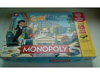 Monopoly CityVille Set in excellent condition