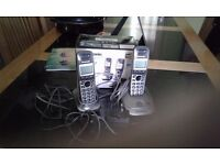 Panasonic Cordless Phones KX-TG2522