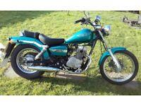 HONDA 125cc REBEL custom