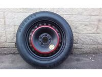 Pirelli Spare wheel for Ford Mondeo