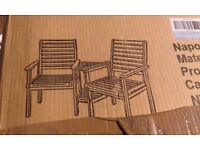 NEW !!! ROYALCRAFT CHAIRS NATURAL WOOD !!! £ 50 BARGAIN !!!!!!!!! HAVE 1 PCS