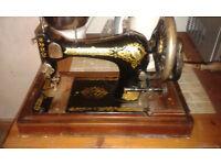Singer Sewing machine! VINTAGE Serial no. V660148