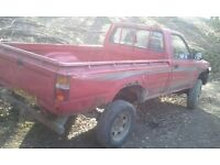 Toyota Hilux pickups wanted any age, any condition (diesel 4x4/2wd) d4d 2.4d