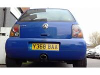 limited edition 100 bhp vw lupo sport