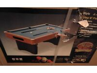 "Ryley 6"" Snooker complete set New"