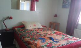 Double room to let in 3 bed room flat near Ladbroke Grove