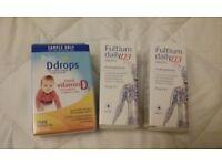 Vitamin D Drops for Babies