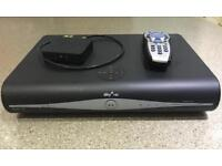 SKY + HD Box with Catch up TV Box