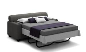 Pull out Sofa bed with high quality mattress(BD-1646)