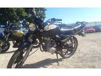 Lifan SG125 SG 125 Honda Cg Replica