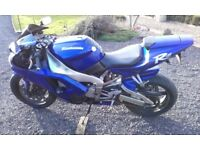 YAMAHA 4XV R1 SPORTS BIKE