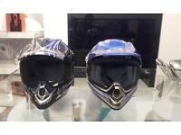 kids motor cross helmets