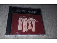 SISTER SLEDGE The very best of