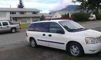 2004 Ford Freestar REDUCED $1,350 FOR QUICK SALE Minivan, Van