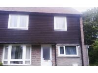 Three bedroom house in kincorth ready now