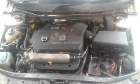 Skoda 1.8 Vrs turbo estate, Breaking spares or repairs. Engine & Gearbox still present.