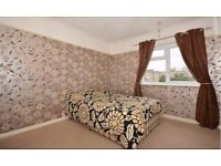 Two Double Bed Apartment Sutton with Secured Main Entrance