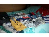 Baby boys clothes 6 to 12 months