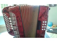 HOHNER CLUB MELODEON C/F TUNING