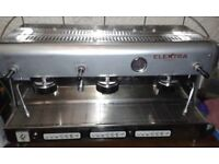 Elektra Extramaxi espresso machine 3 group great used condition