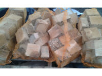HARDWOOD KILN DRIED LOGS