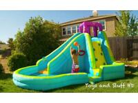 Little Tikes Water Slide