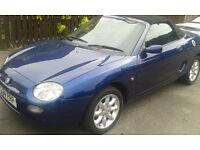 MGF 1.8 NEW M.O.T..BEST AVAILABLE!!!