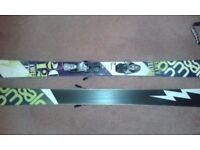Salomon Twin Tip Skis