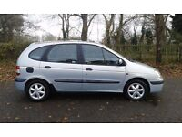 Renault Scenic 12 months MOT good to go