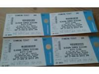 Biffy Clyro Tickets x 4