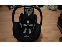 Infant car seat carrier,with base