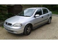 2004 Vauxhall Astra spares or repairs