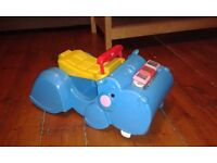 Fisher Price Hippo Walker