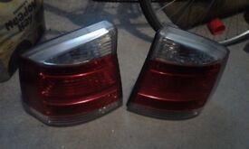 Vectra C Rear Lights