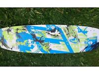 Jaime north kite board